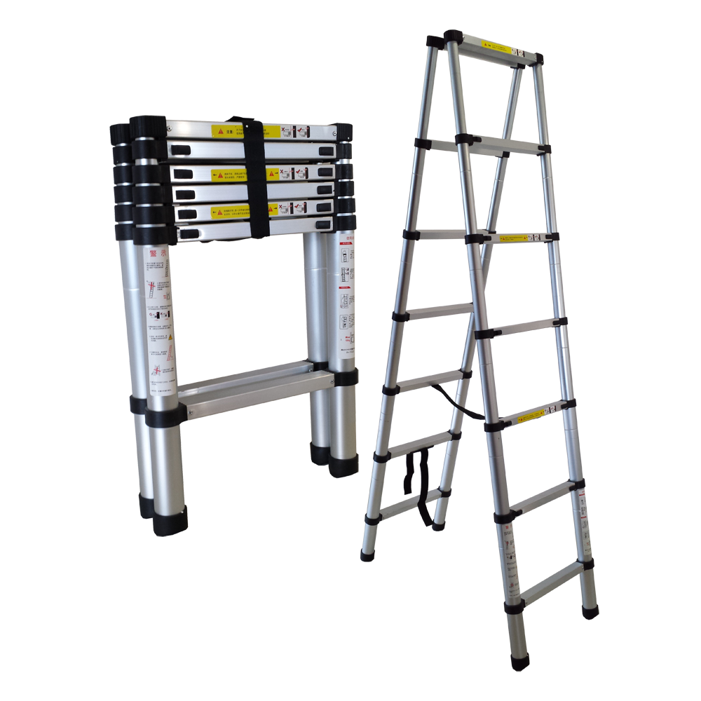Telescopic Ladder Singapore - Compact, Lightweight & Flexible