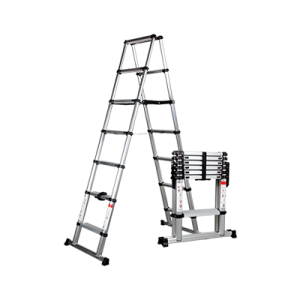 enhanced telescopic ladder type b